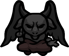 Binding of Isaac Baphomet