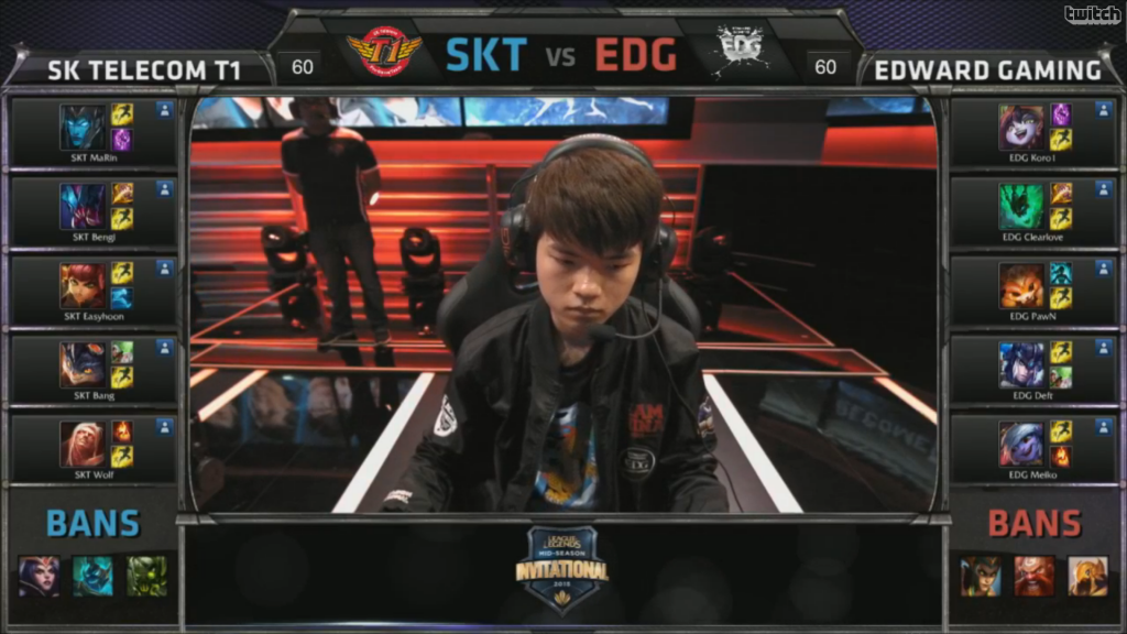 picks bans SK Telecom T1 vs Edward Gaming