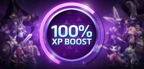 Boost +100%