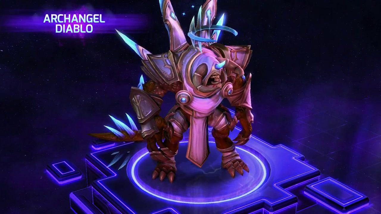 Archange Diablo – variation 1
