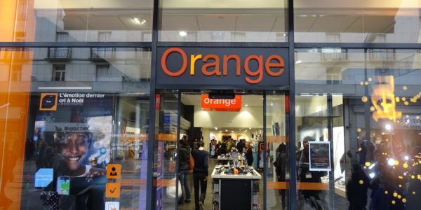 La boutique Orange Rue Nationale à Tours