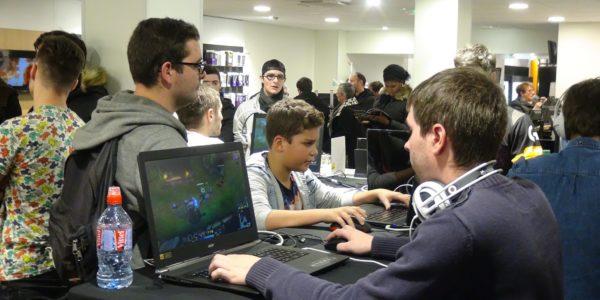 On joue à League of Legends chez Orange