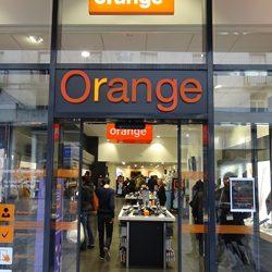 Boutique Orange Rue nationale