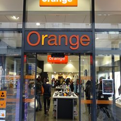 Boutique Orange Rue nationale