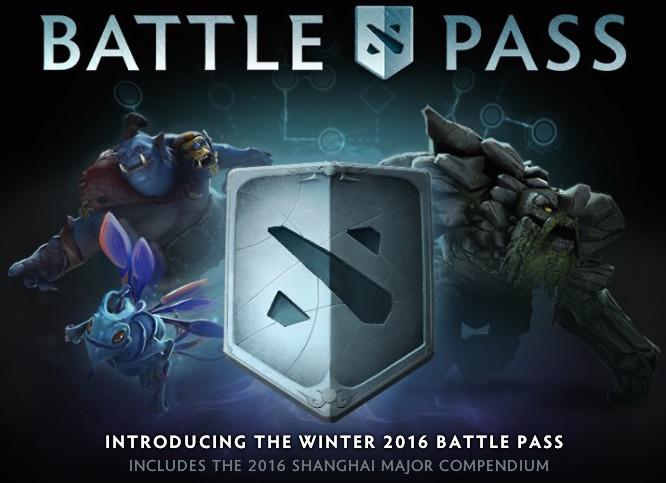 Battle Pass 2016