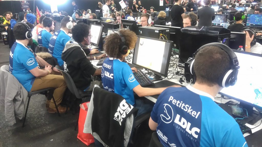Gamers Assembly LDLC Blue