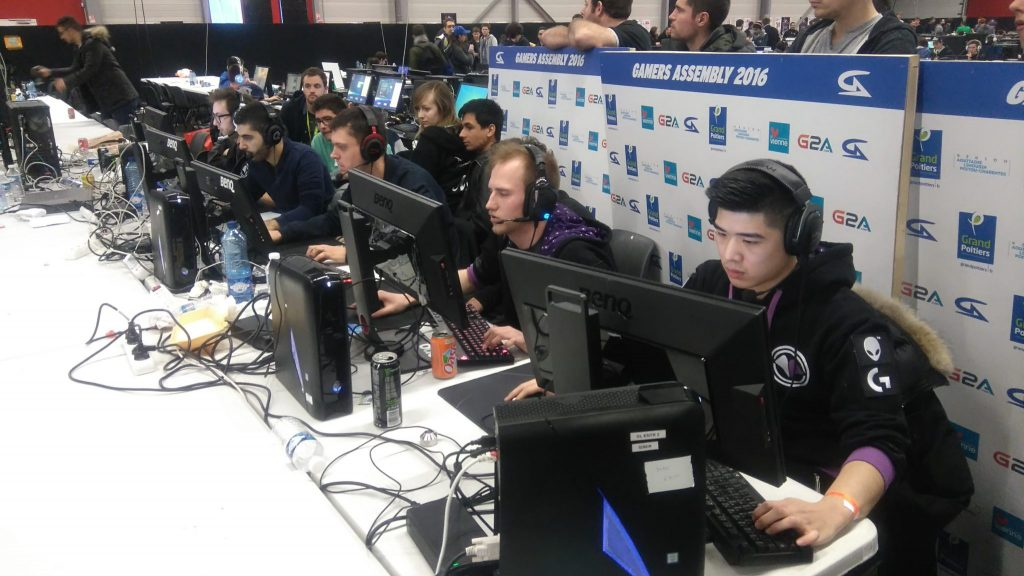 Gamers Assembly Millenium