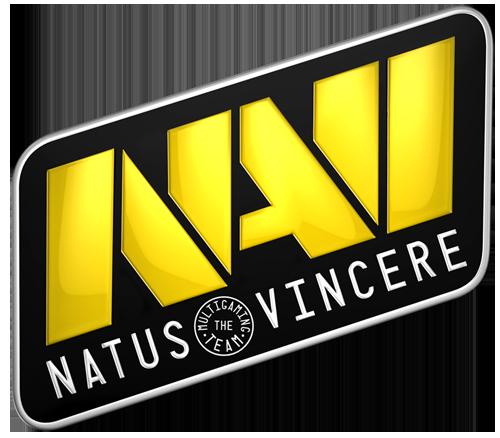 Logo de l'équipe Natus Vincere