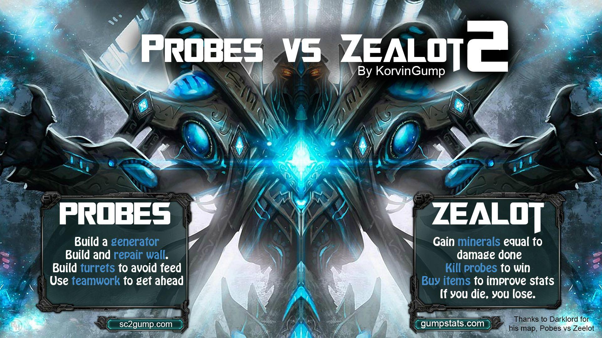 Probes Vs Zelot