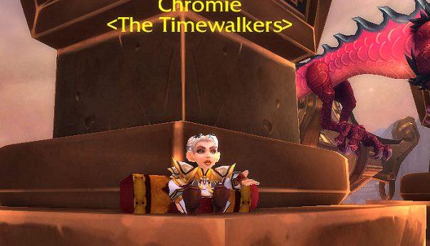 Chromie TimeWalkers