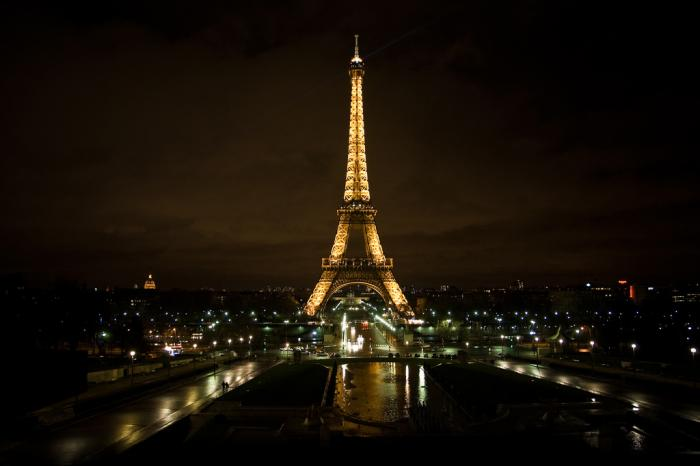 Riot Paris