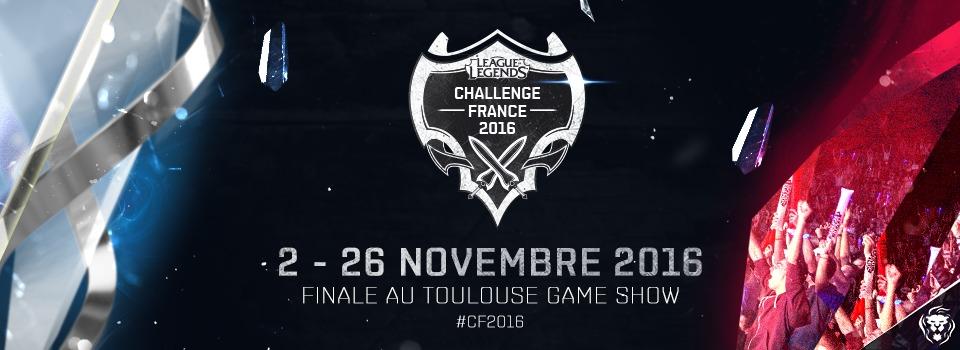 Challenge France 2016