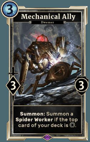Mechanical Ally