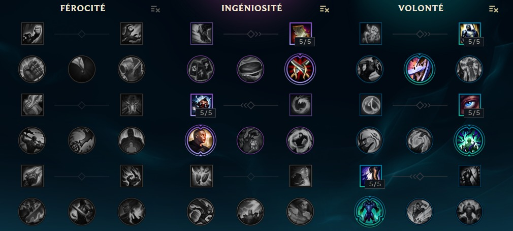 masteries camille