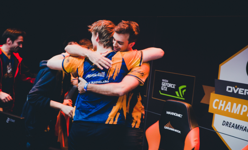 Dreamhack Winter 2016 Misfits