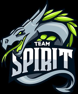 Logo de l'équipe Team Spirit