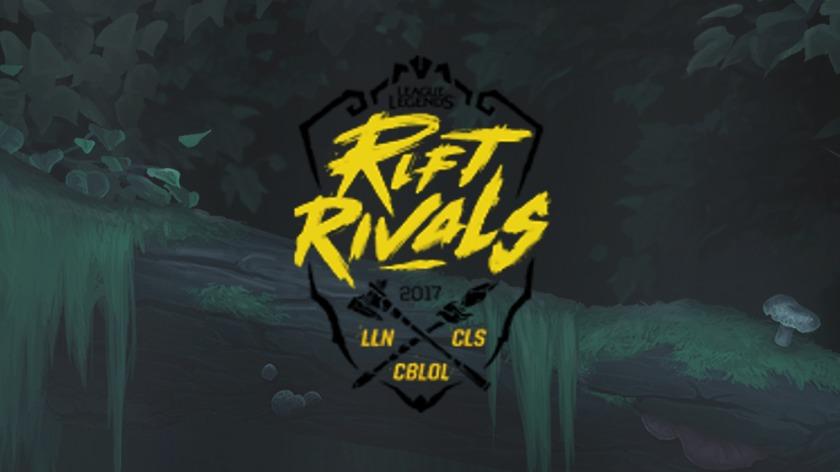 Rift Rivals LLN vs CLS vs CBLOL Yellow Rift
