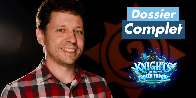 Hearthstone Mike Donais Knights of the Frozen Throne