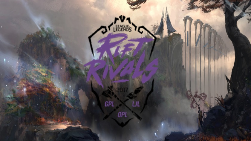 Purple Rift Rivals
