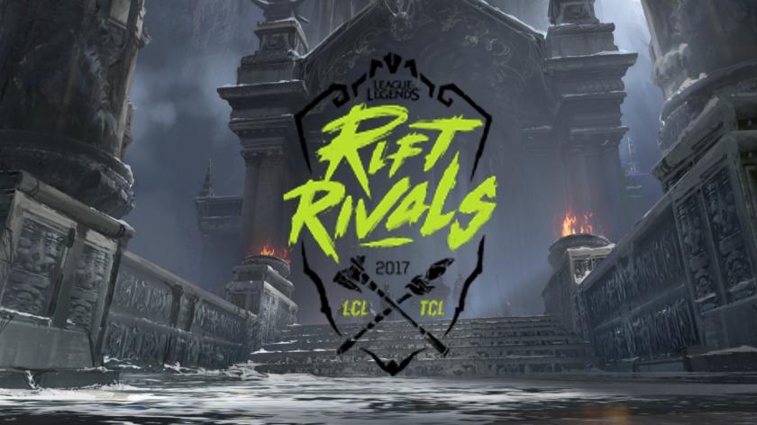 Green Rift Rivals