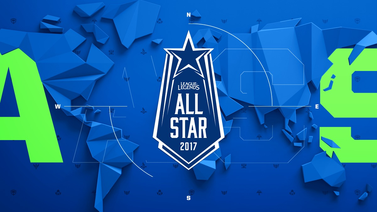 All Star 2017 League of Legends