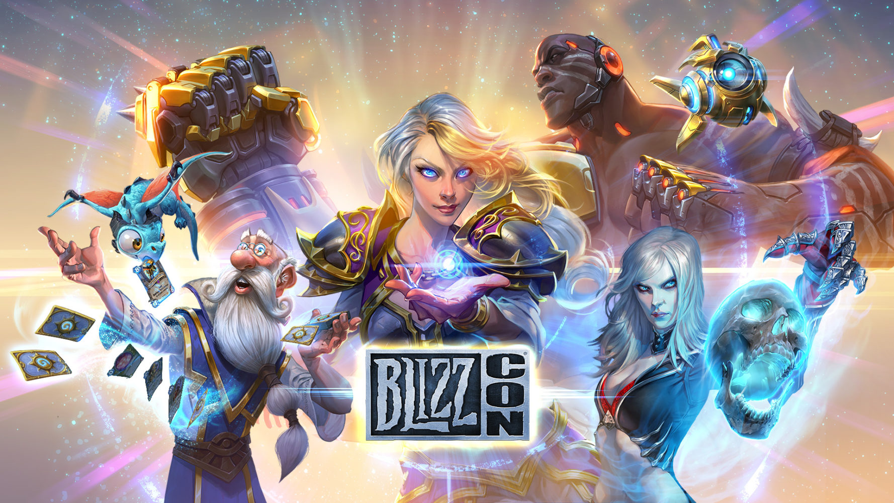 BlizzCon 2017 Blizzard