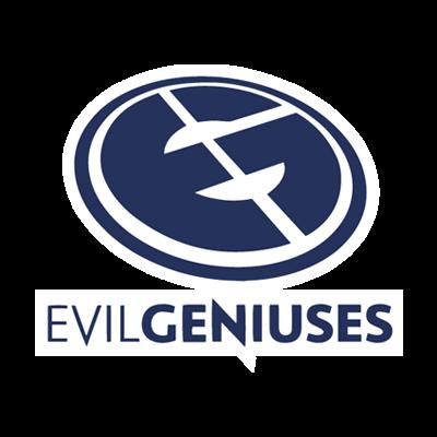 Logo de l'équipe Evil Geniuses