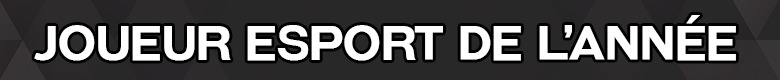 Joueur esport de l'année golden joystick awards