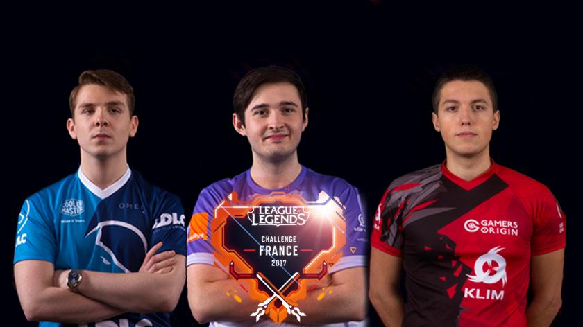 Challenge France 2017 Semaine 1
