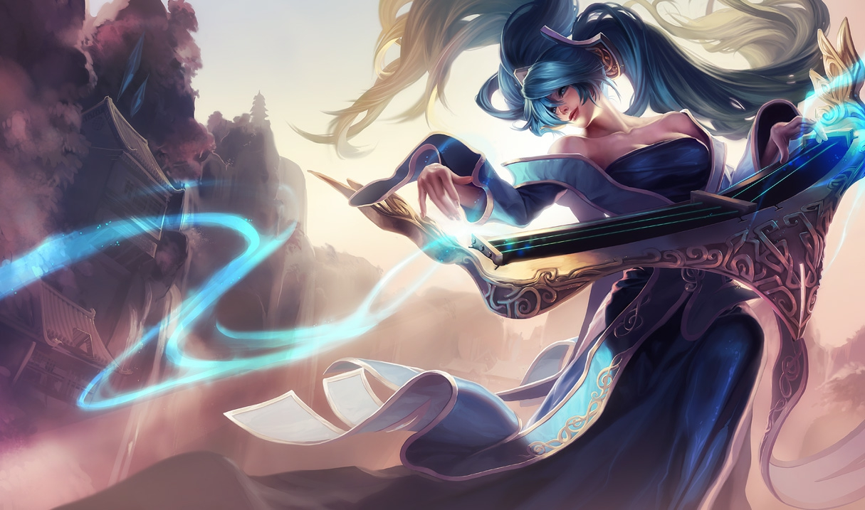 Sona-support-Top-Tier-meta-patch-7-22
