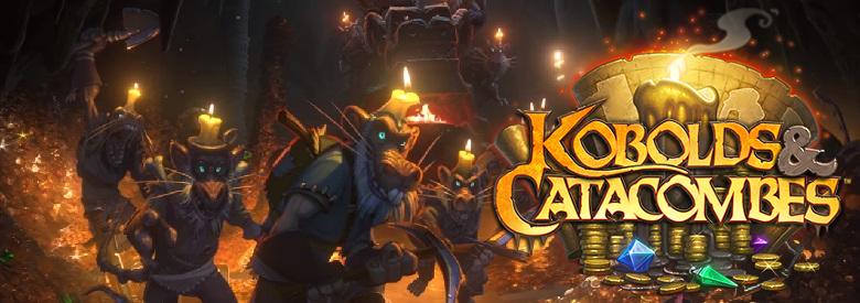 hearthstone kobolds et catacombes