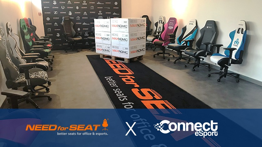 Need for Seat maxnomic CONNECTESPORT