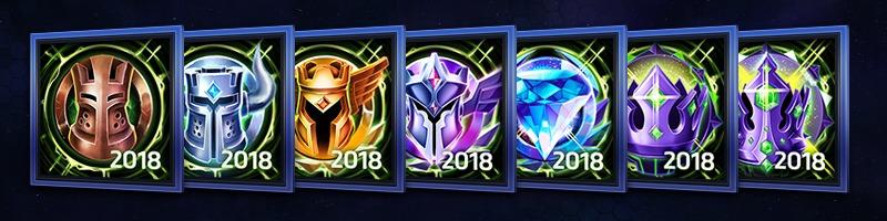 Récompenses saison 1 de 2018