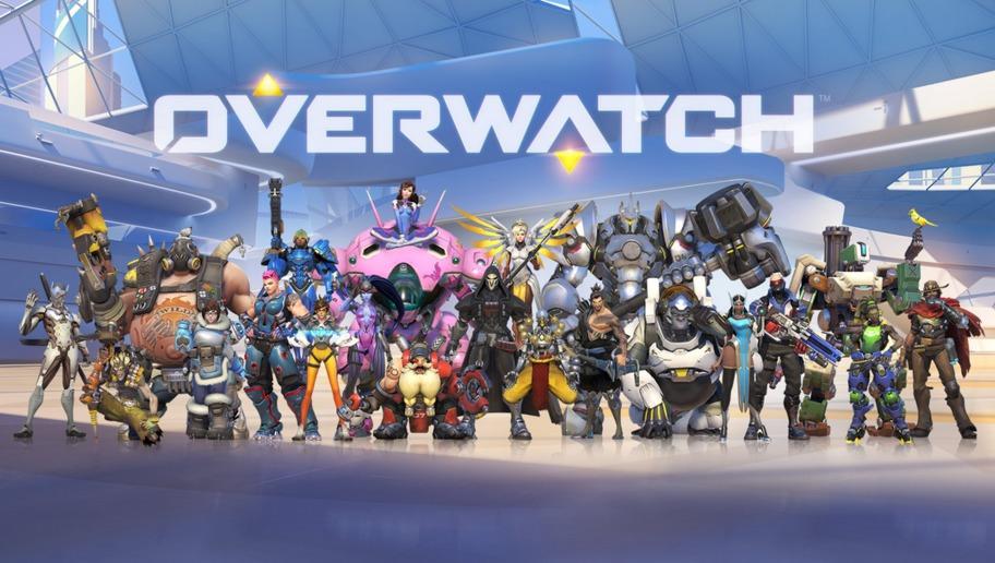 héros d'Overwatch