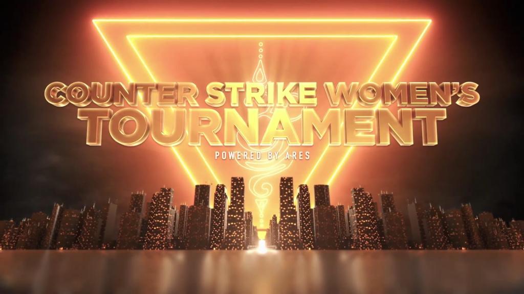 ARES-Esport-Counter-Strike-Women's-Tournament