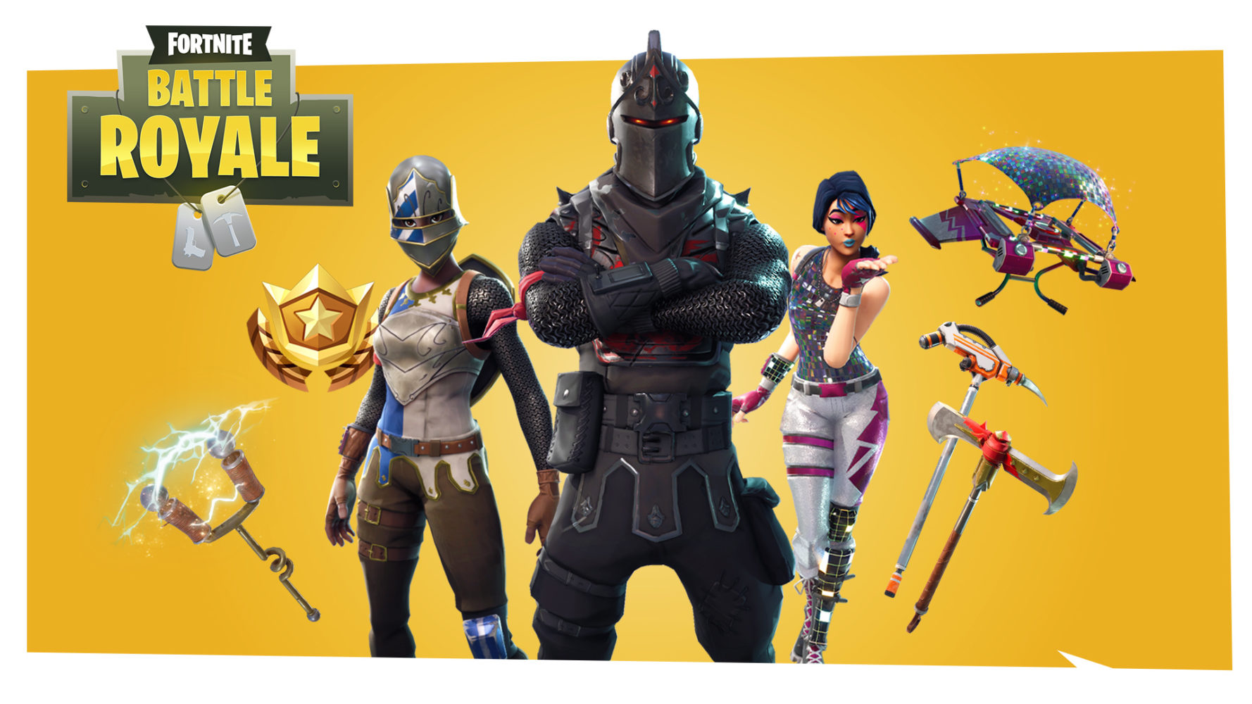 Fortnite battle pass saison 1