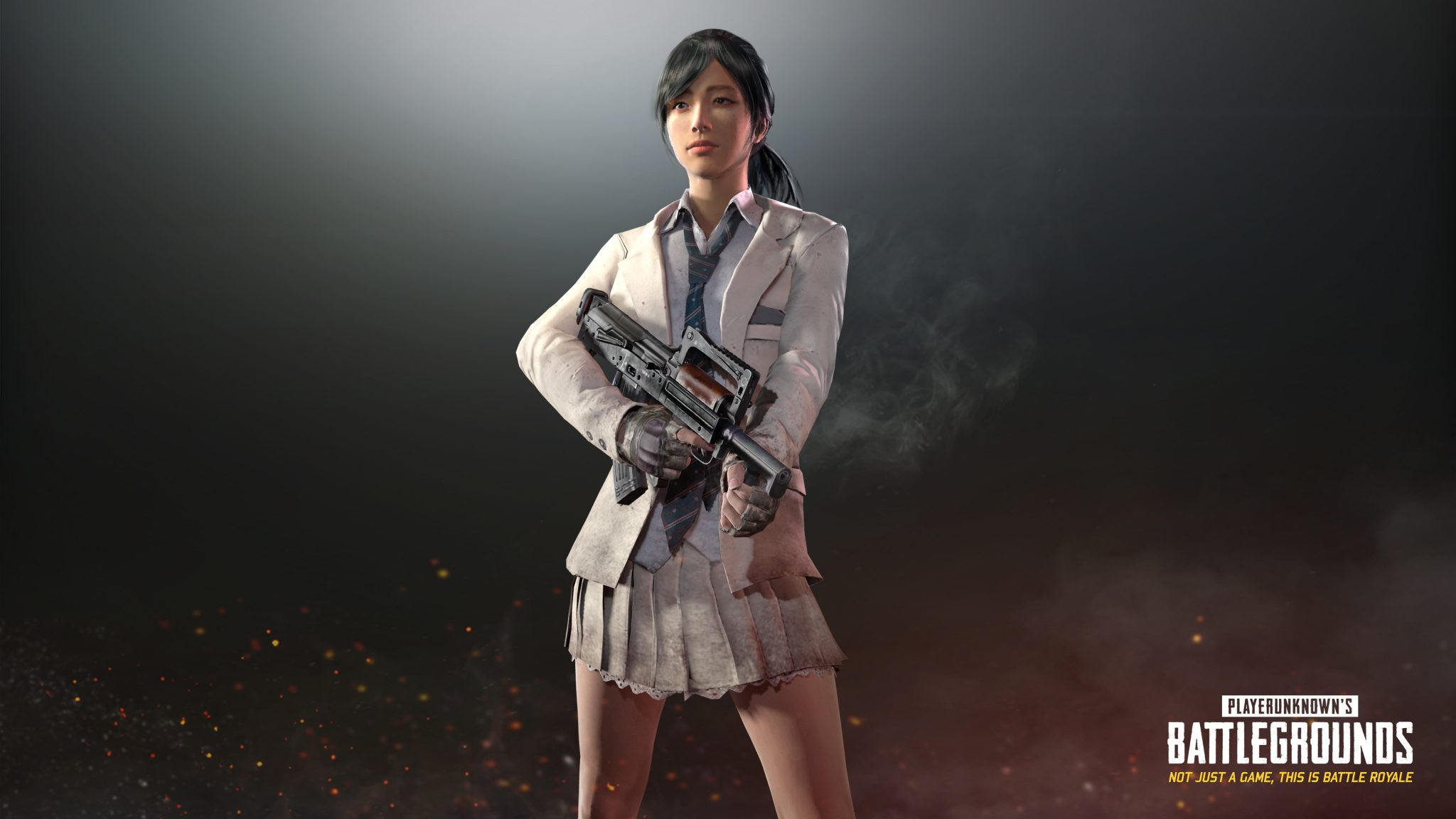 PUBG caisses loot box