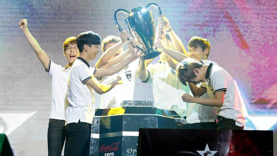 LoL ROX Tigers champion