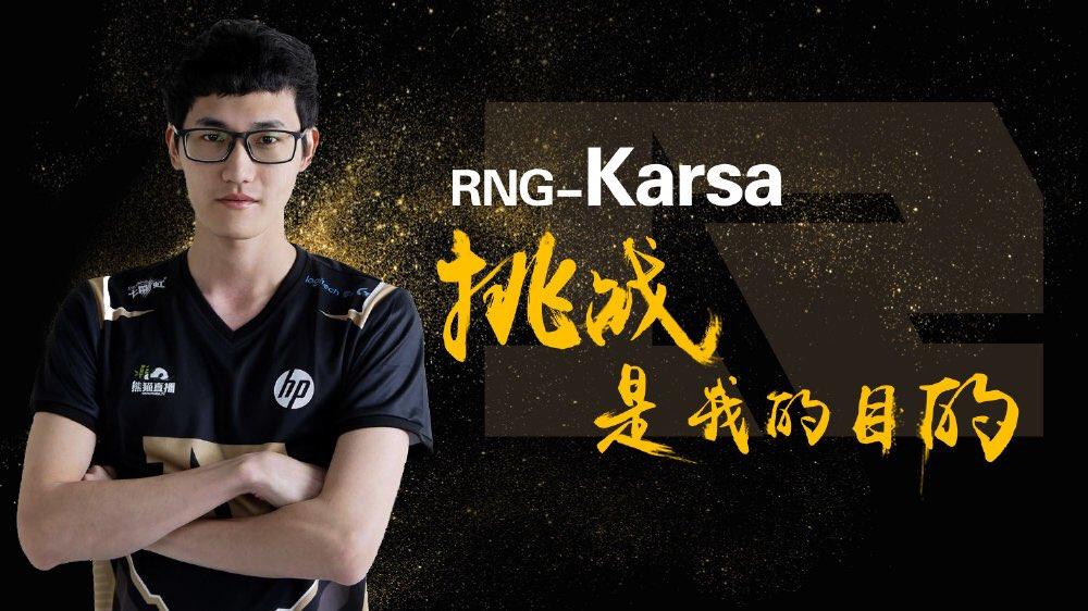 Royal Never Give up Karsa