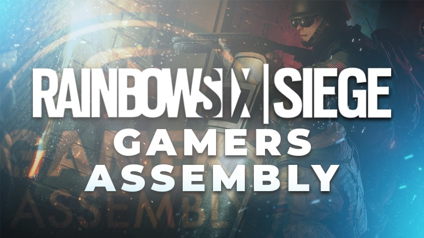 Gamers Assembly annonce R6