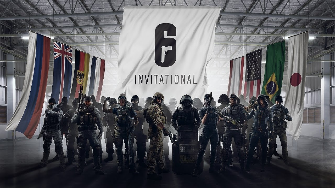 Six Invitational - Ubisft