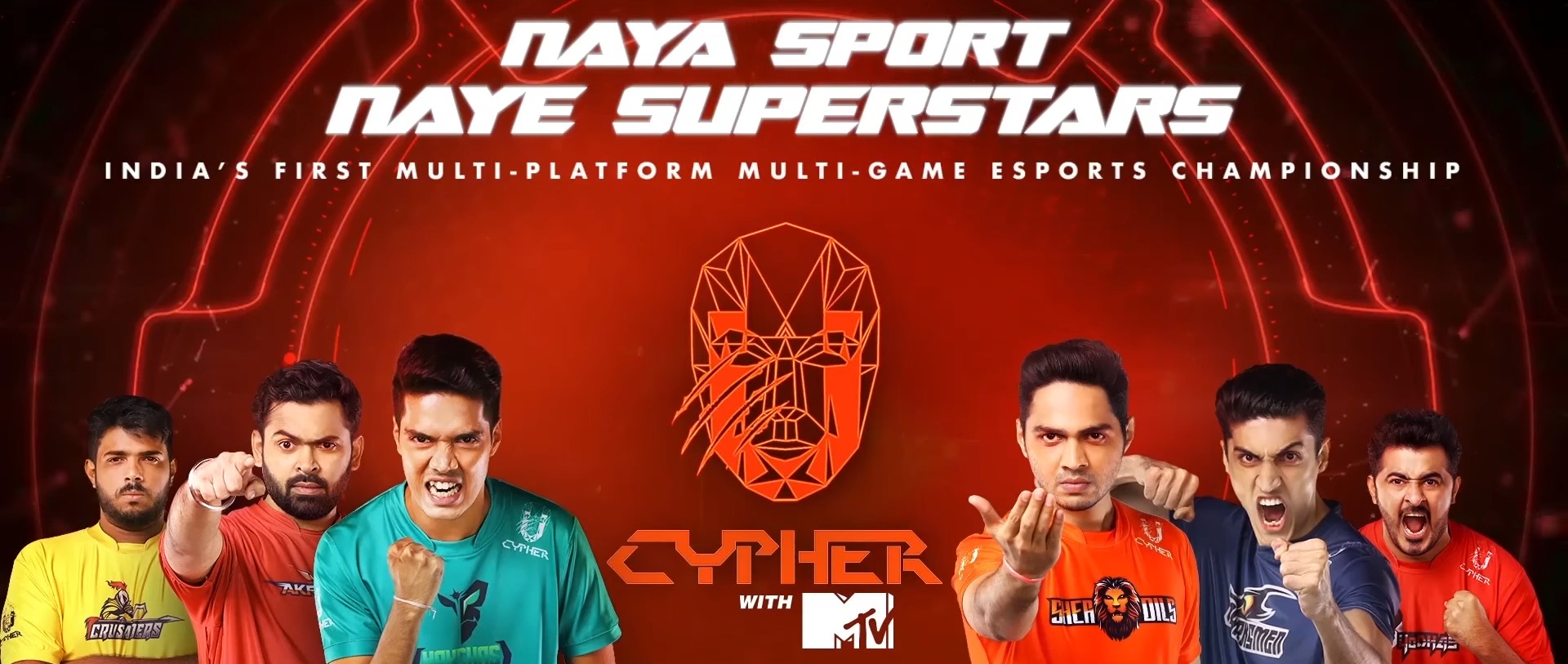 U-Cypher-Championship-Indian-esport-MTV-U-Sports