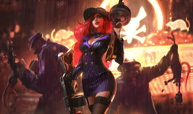 miss fortune PBE Patch 8.2