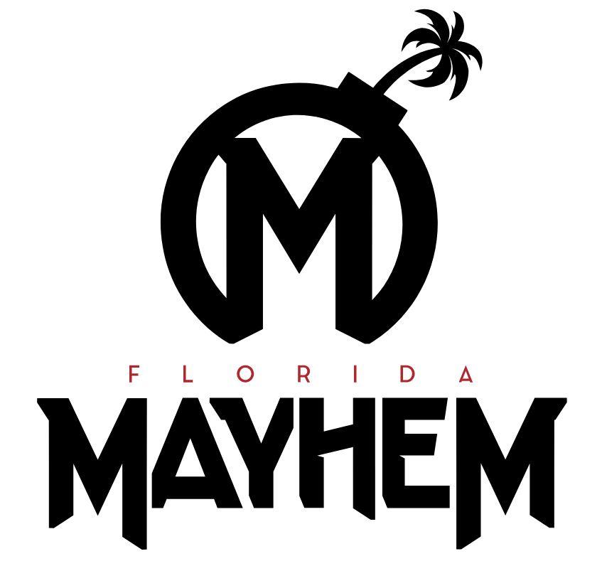 Logo de l'équipe Florida Mayhem