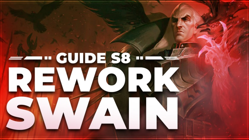 guide swain rework s8