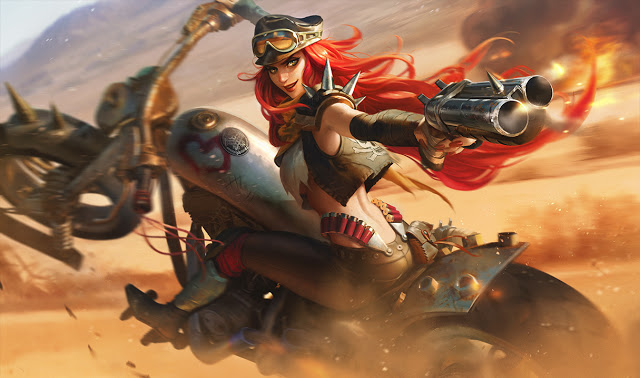 mad fortune miss fortune PBE Patch 8.2