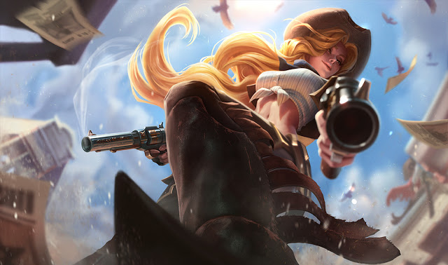 miss fortune PBE Patch 8.2 miss fortune cow girl