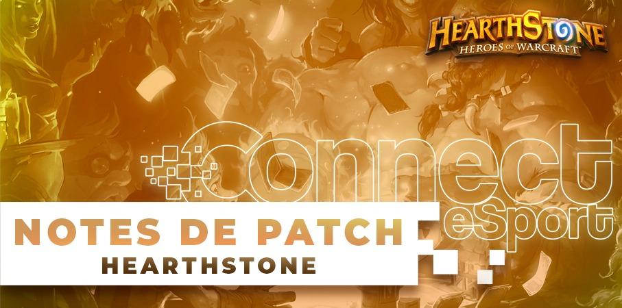 patch de hearthstone