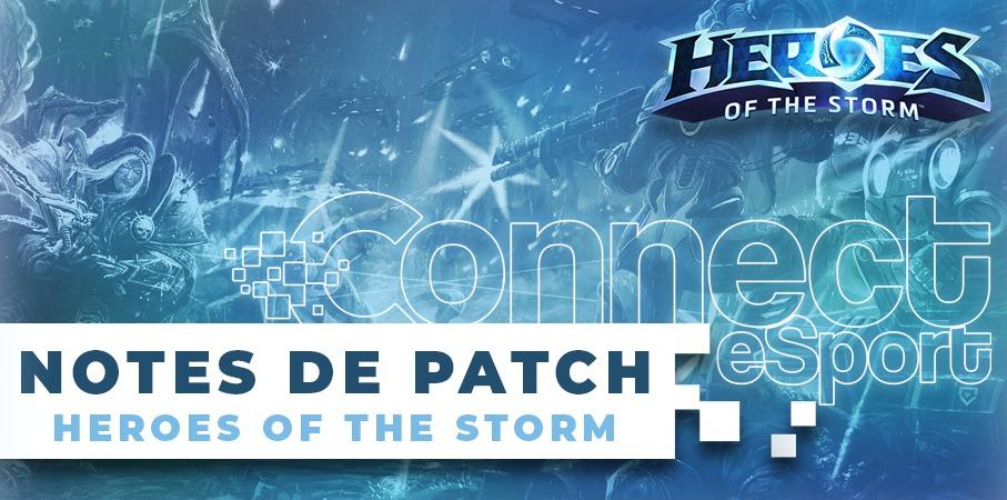 patch de heroes of the storm