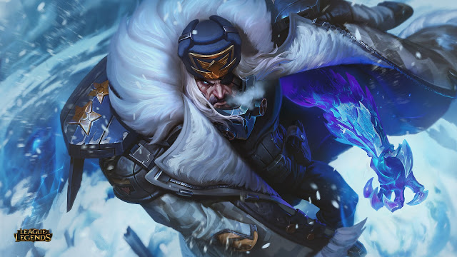 swain du front nord patch 8.3